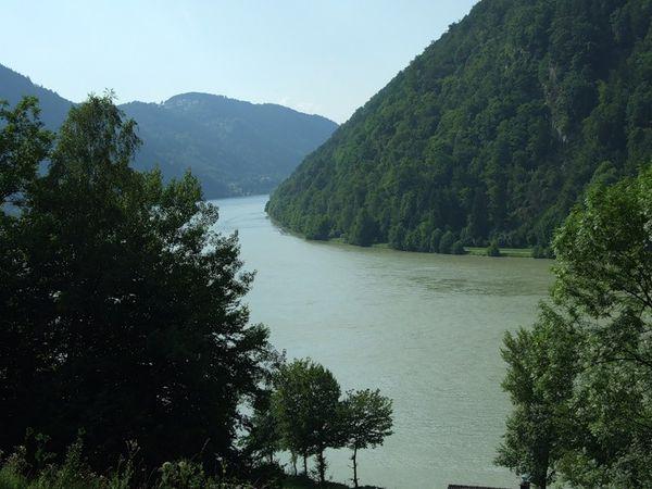 Былинный Дунай
