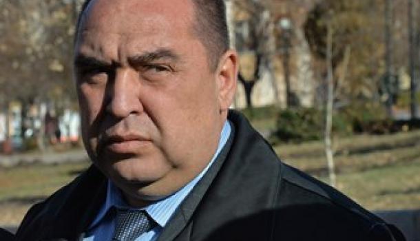 Плотницкий выступил с заявлением по ситуации в Луганске
