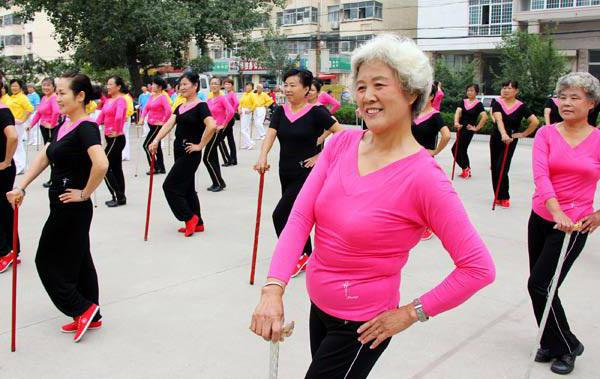 О пенсиях в Китае