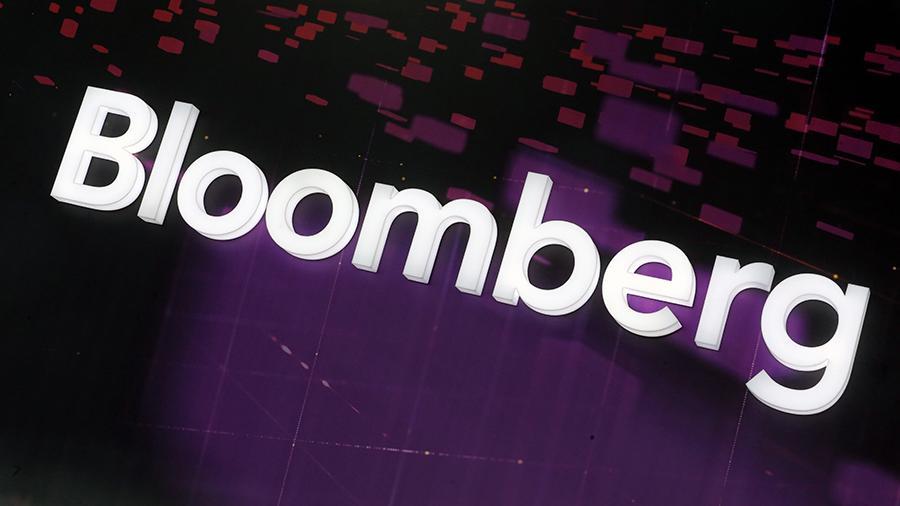 Bloomberg удалил карту с «нейтральным» Крымом