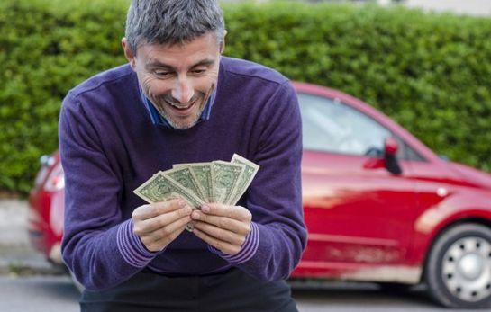расчет фальшивыми деньгами