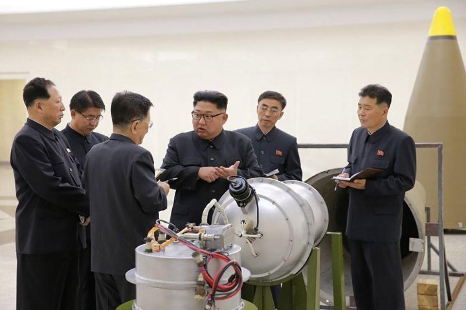Ядерный Ким и большая проблема США