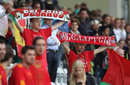Белоруссия запретила русофобскую кричалку с Майдана