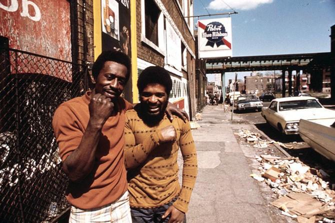 Афроамериканская община Чикаго в 1970-х годах