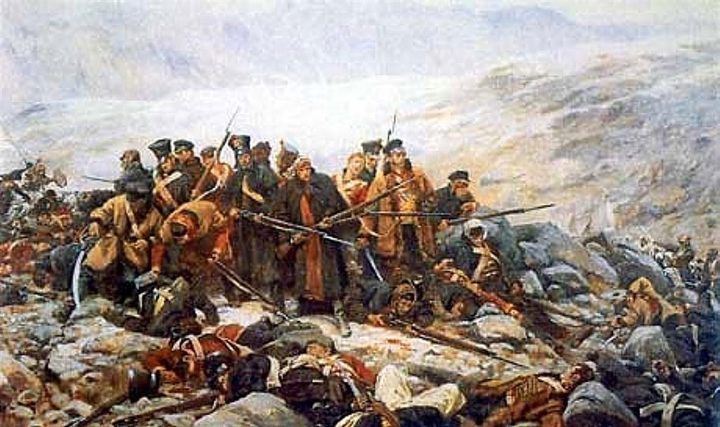 Афганистан сражался с англичанами до последнего англичанина.