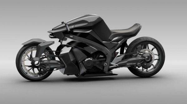 Мотоцикл Ostoure