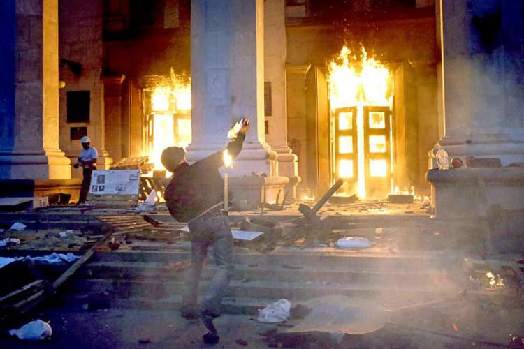 Что случилось в Одессе 2 мая