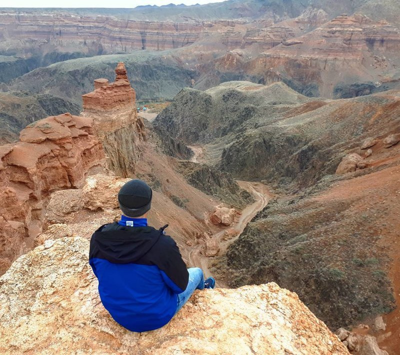 Чарынский каньон, Казахстан марс, марсианские пейзажи, необычная местность, пейзажи, похоже на Марс, странная местность