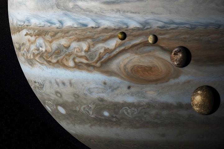 У Юпитера стало на 12 спутников больше