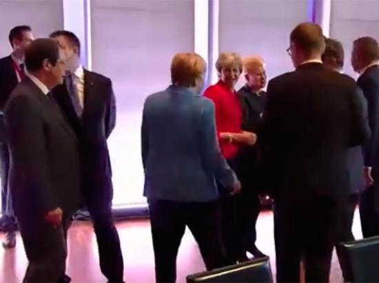 Прелести злорадства: Меркель…