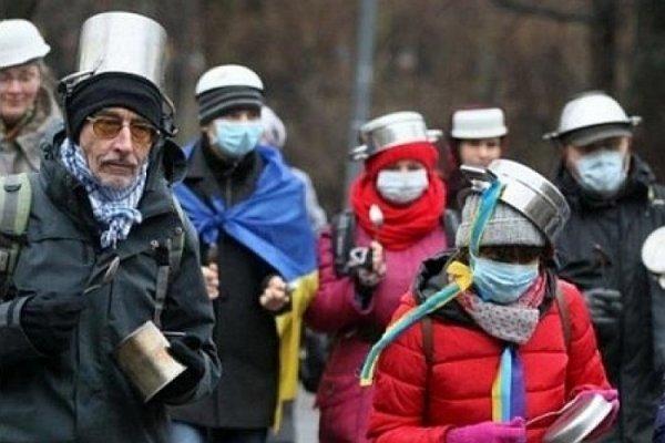 """На Украине предложили ввести ответственность за публичное унижение """"революции достоинства"""""""