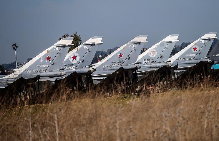 Минобороны РФ: двое военнослужащих погибли всё-таки при обстреле авиабазы Хмеймим 31 декабря