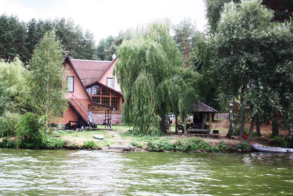 базы отдыха в чечевичах дом рыбака