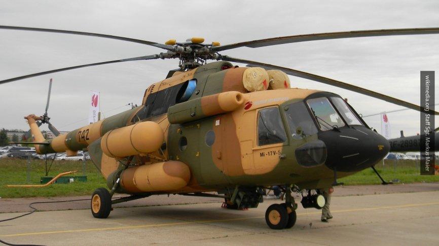 Афганистан не собирается отказываться от российских вертолетов Ми-17