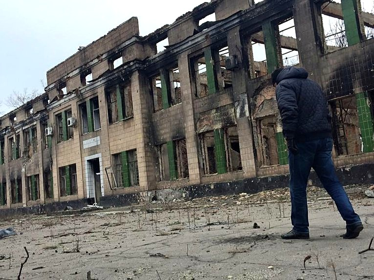 «Гиганты», ставшие жертвами: ТОП украинских заводов, которые пострадали из-за войны в Донбассе