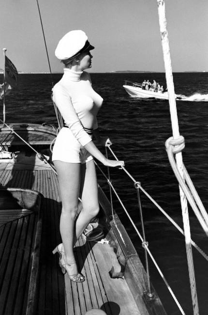 2. Винни Холлман, 1975, Канны женщины из прошлого, история, фото