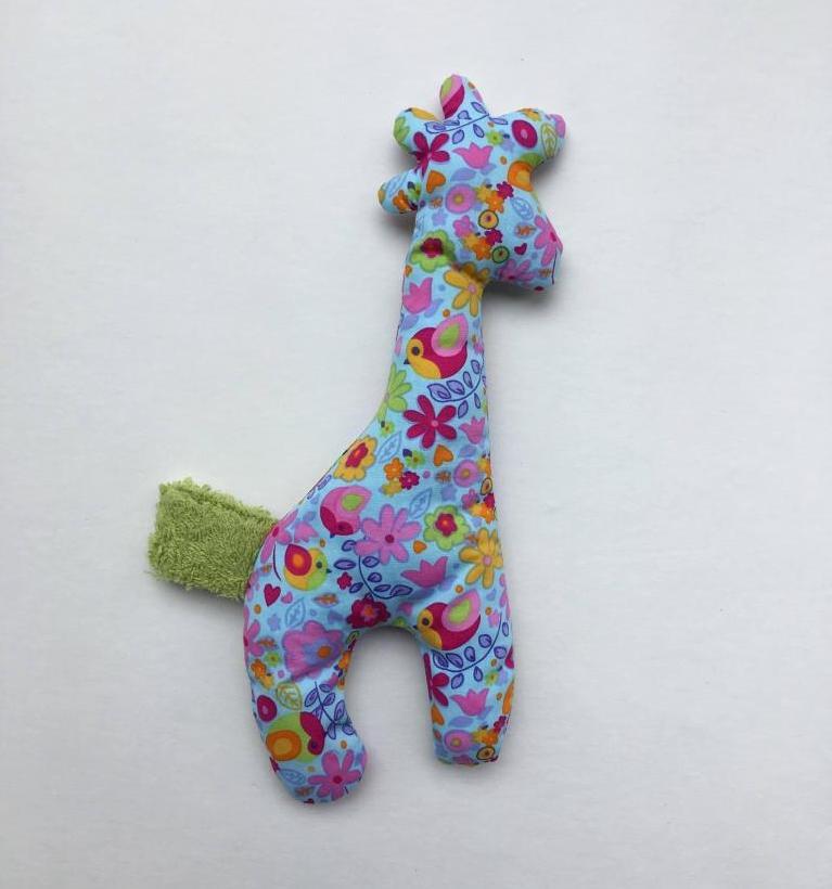 Выкройка жирафа. Как сшить ж…