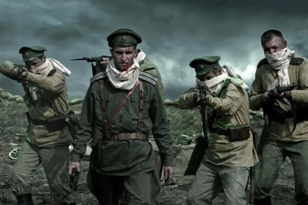 """""""Атака мертвецов"""" стала одним из лучших постсоветских военных фильмов"""