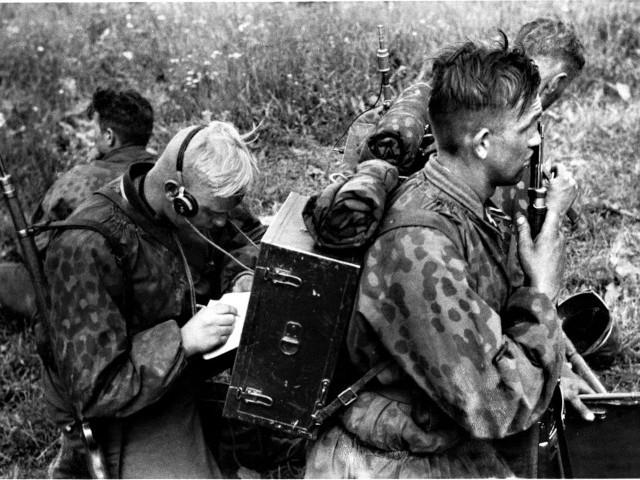 Шифровальная служба Советско…
