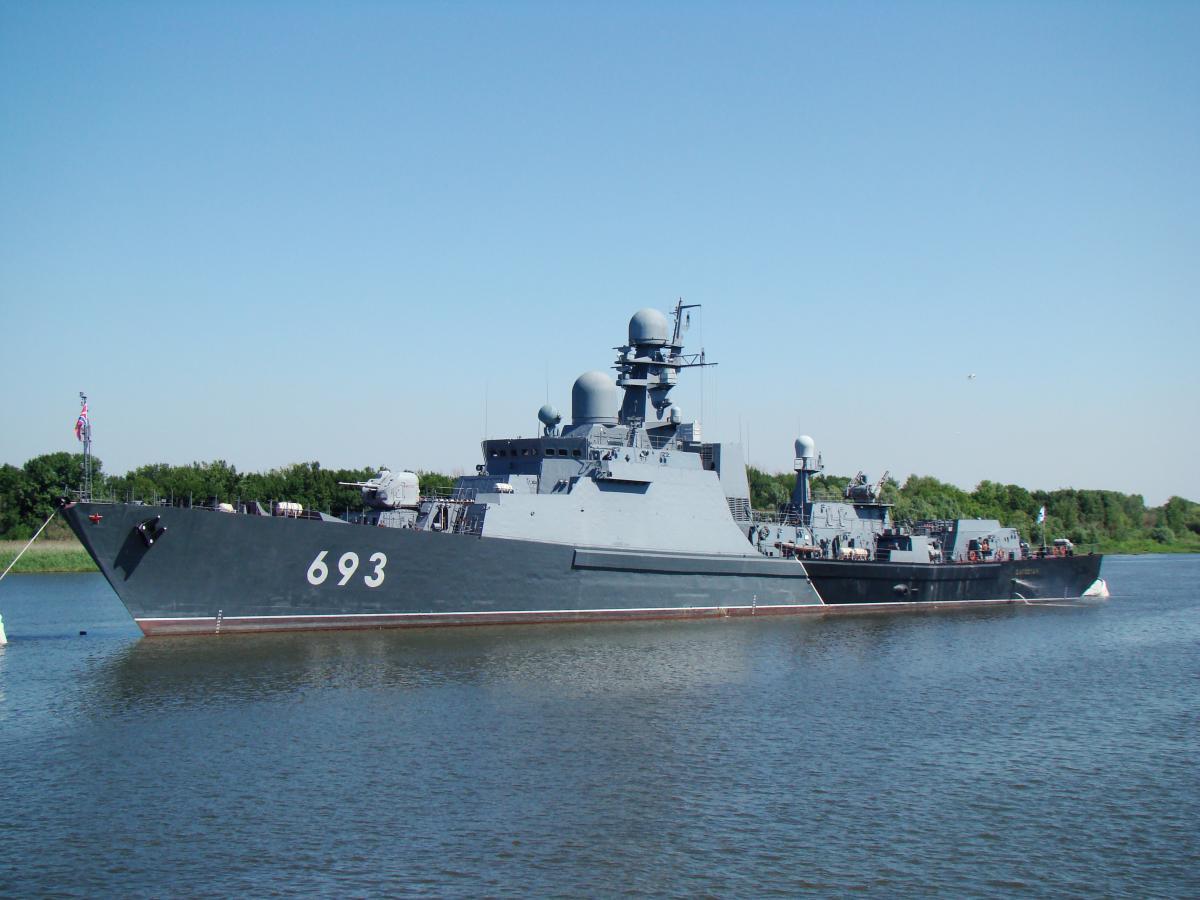 После кампании в Сирии заказчики встали в очередь за российскими кораблями