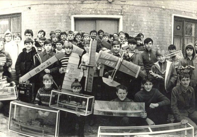 Детские кружки в СССР