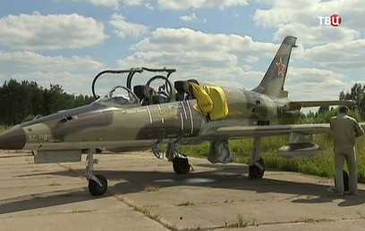 В Кубинке готовятся к шоу по случаю 105-летия ВВС. Видео