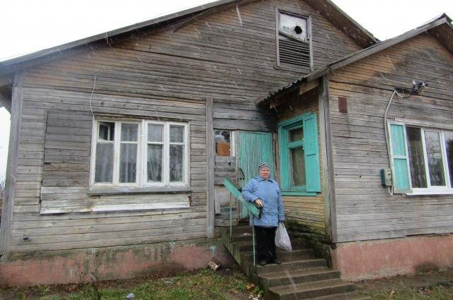 Когда повысят пенсии жителям села?