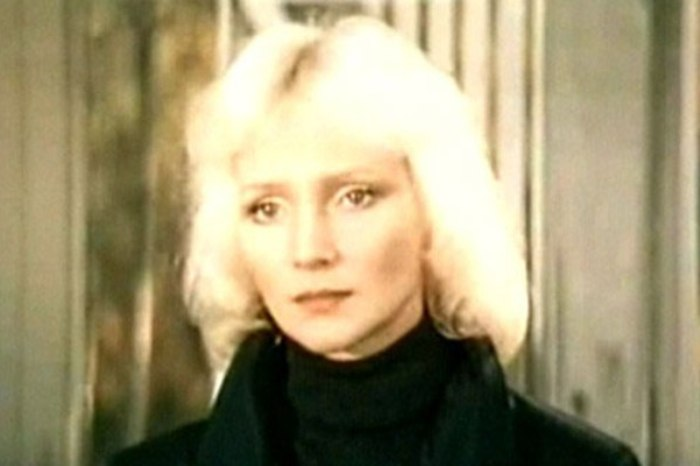 Татьяна Паркина в фильме *Не могу сказать *прощай*, 1982   Фото: kino-teatr.ru