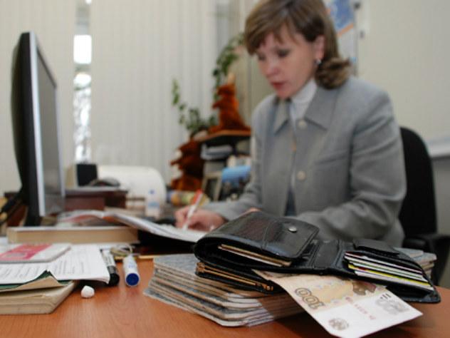 Росстат отчитался о значительном росте зарплат в России