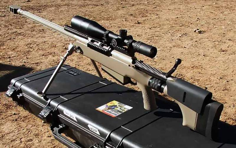 СМИ: Канадский снайпер установил рекорд, убив боевика с 3450 метров