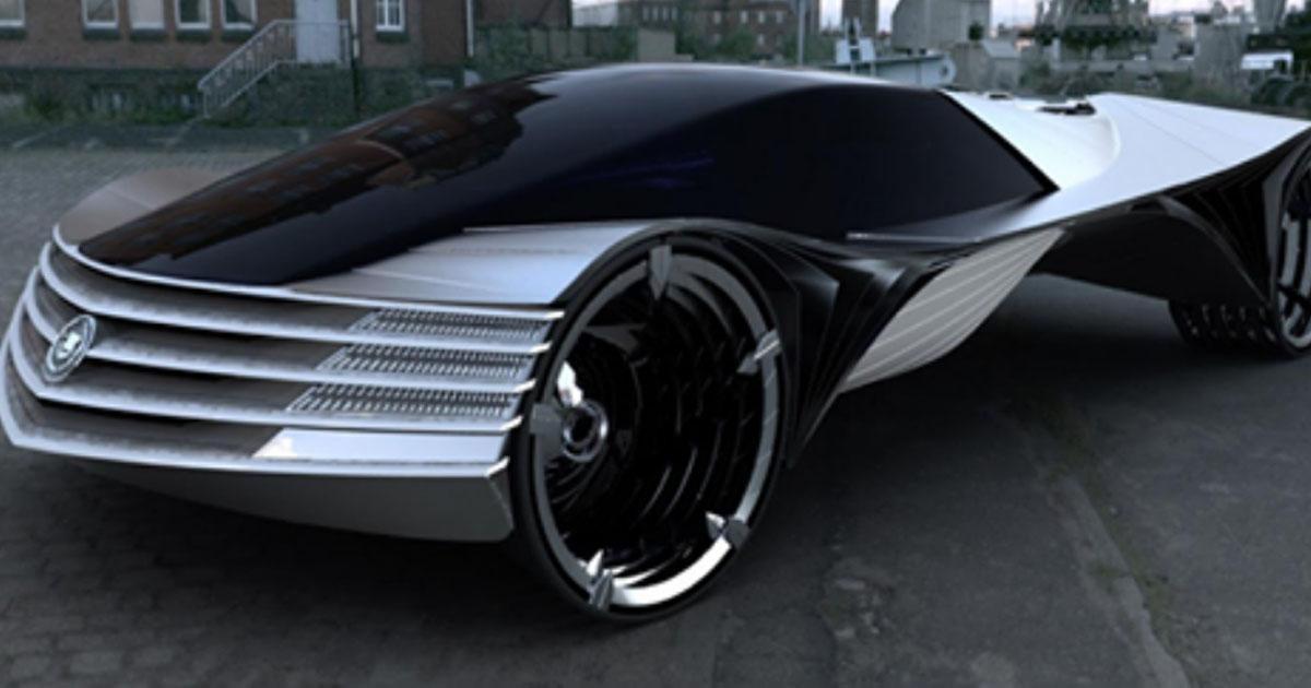Автомобиль, который нужно заправлять всего один раз в 100 лет
