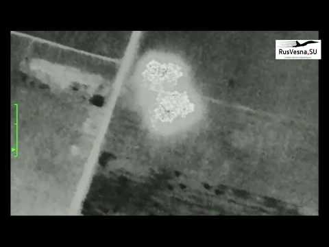 До основанья! Авиация и артиллерия уничтожили военные объекты террористов в Идлибе