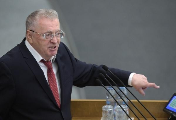 Жириновский назвал олимпийцев под нейтральным флагом «спортсменами-бомжами»
