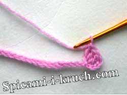 Панно вязанное крючком