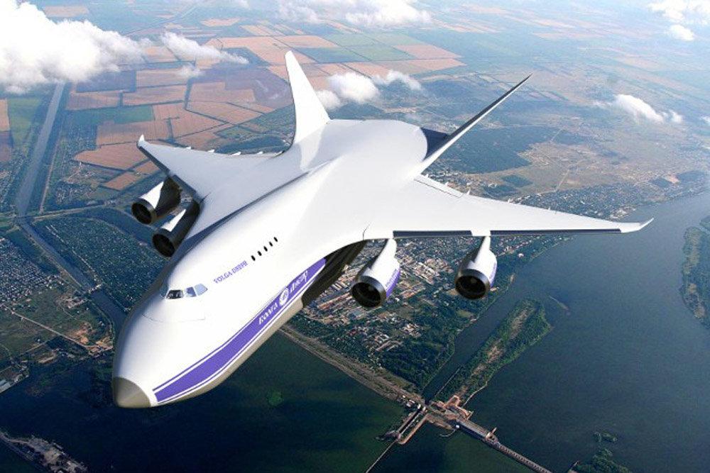 Новые самолеты проектируют н…