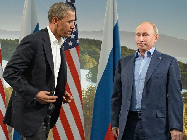США хотят изолировать Россию…