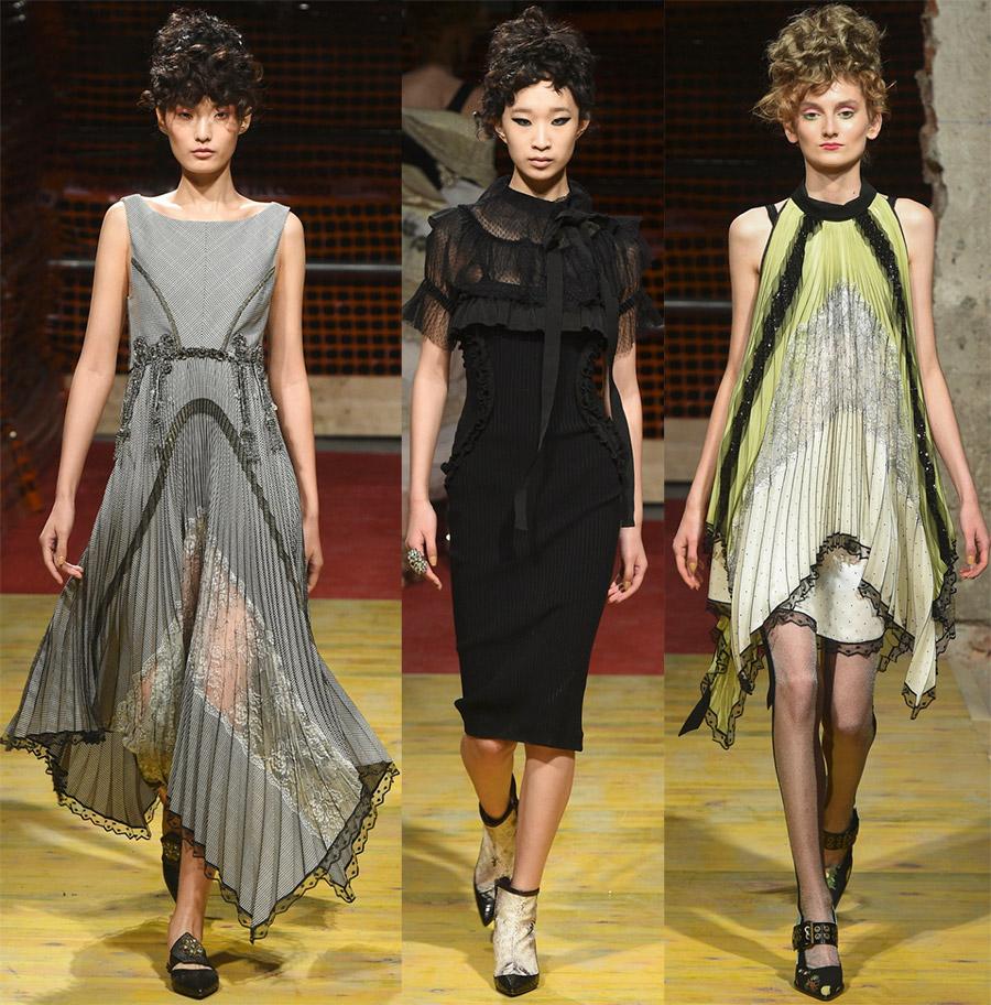 Платья 2018 и модные тенденции будущего