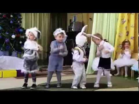 Мальчики-зайчики покорили Сеть своим танцем. Их номер доведет Вас до слез!