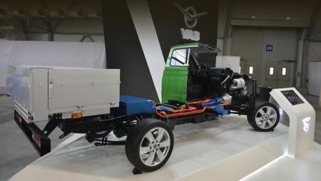 УАЗ разрабатывает свой гибридный автомобиль