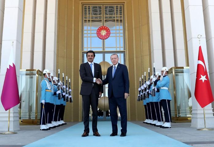 Катар вложит $15 млрд в экономику Турции