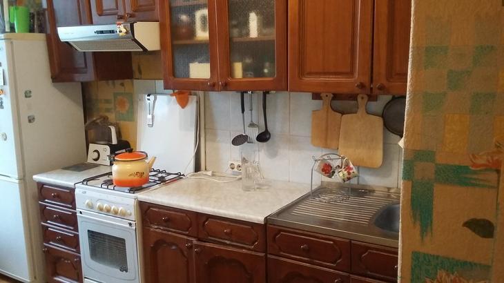 Кухня до и после ремонта, в который вложено $3800. Как вам результат?