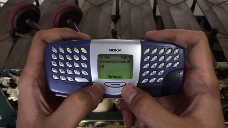 Nokia 5510 нокиа, ностальгия, смартфоны, странные телефоны, телефоны