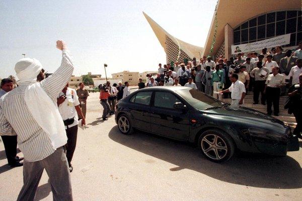 Libyan Rocket