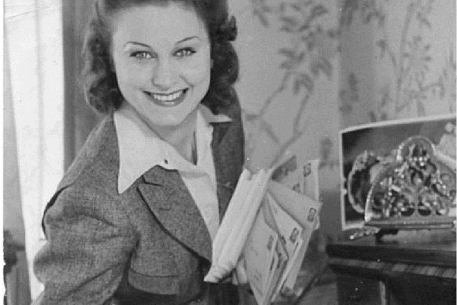 Немецкая киноактриса Марика Рёкк была советской разведчицей
