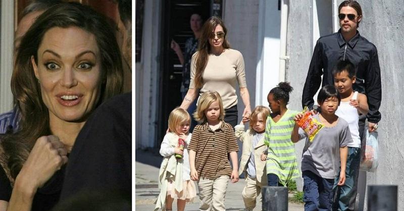 Анджелина Джоли потеряет детей, если не пойдет на уступки Брэду Питту. Всё более чем серьезно…
