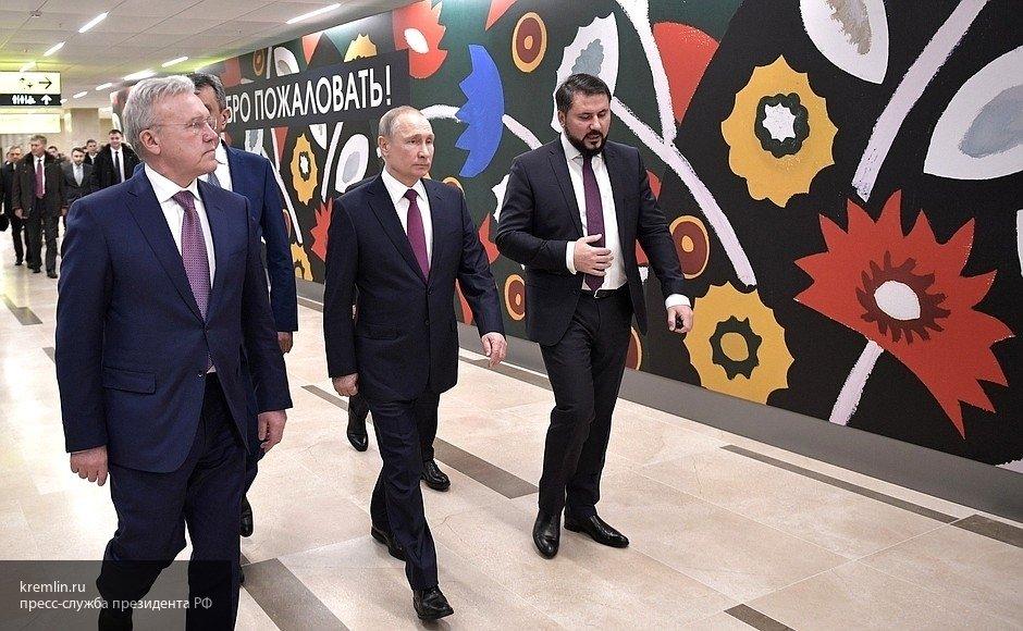 Главный стоматолог РФ оценил работу Владимира Путина на посту президента