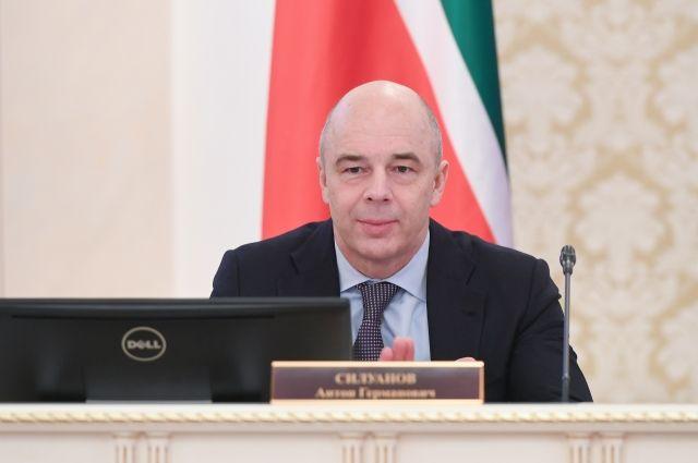 Силуанов рассказал, сколько мог бы стоить доллар без бюджетного правила
