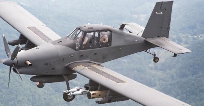 В США развернулась ожесточенная борьба за рынок противоповстанческих самолетов