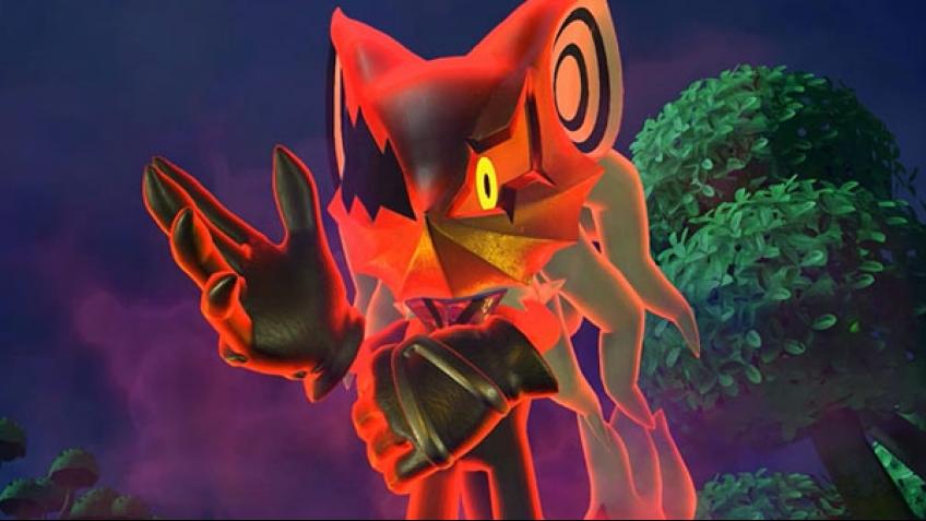 Создатели Sonic Forces представили нового злодея Infinite