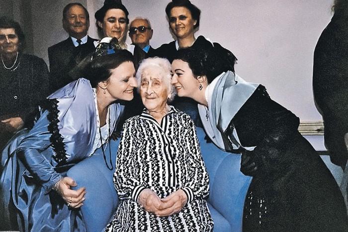 Отечественные исследователи считают, что после смерти матери женщина выдавала себя за другого человека. /Фото:Фото: EAST NEWS